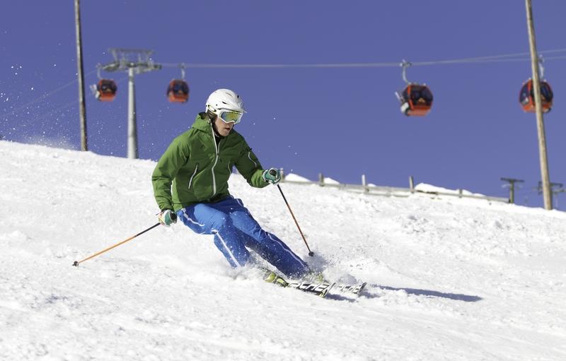 Skiing - Ylläs