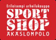 Äkäslompolo Sportshop