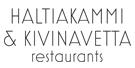 Haltiakammi the Northern lights and open fire restaurant logo