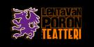 Lentävän Poron Teatteri logo