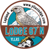 Lodge 67°N logo