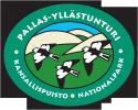 Pallas-Yllästunturin kansallispuisto logo