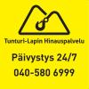 Tunturi-Lapin Hinaus logo