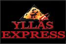 Ylläs Express kuljetuspalvelut logo