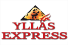 Ylläs Express transport services logo