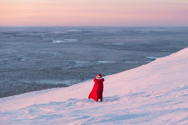 Joulu Lapissa on unohtumaton juhla.