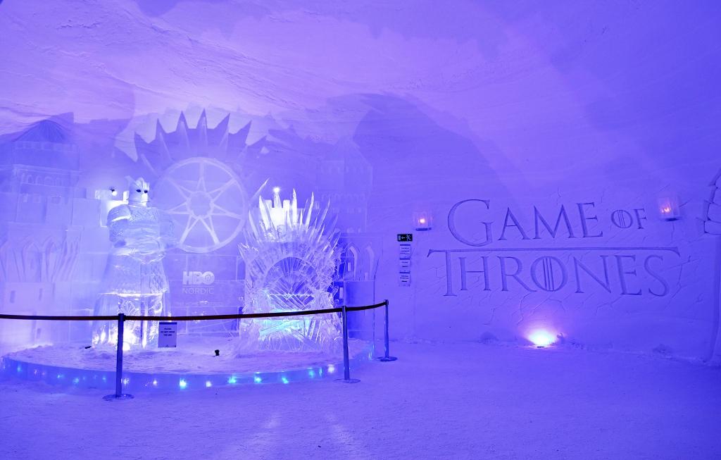 Game Of Thrones - SnowVillage 2018-2019