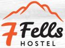 7 Fells Hostel mökit logo