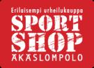 Äkäslompolo Sportshop logo