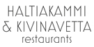 Haltiakammi the Northern lights and open fire restaurant logo