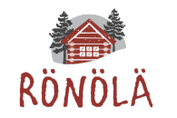 Rönölä - ein altes Holzfällerhaus am See Luosujärvi