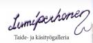 Taide- ja Käsityögalleria Lumiperhonen logo