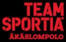 TEAM SPORTIA Äkäslompolo logo
